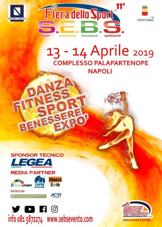 S E B S Fiera Dello Sport 2019 Il 13 E Il 14 Aprile A Napoli Si Dara Il Via Alla Xi Edizione The Sport Spirit