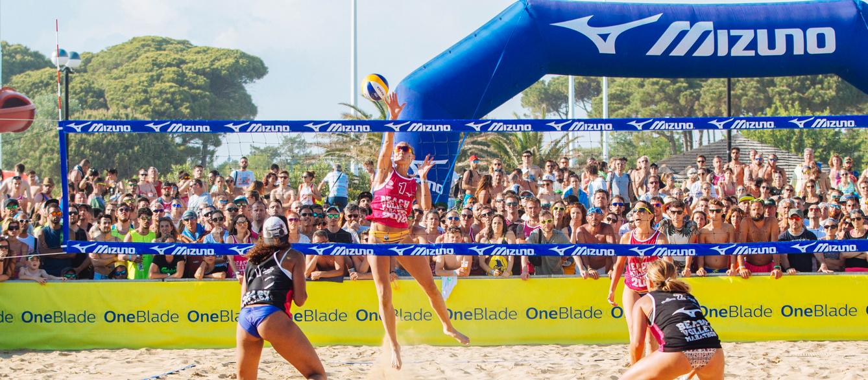 Mizuno Beach Volley Marathon 2019: dal 24 al 26 maggio a