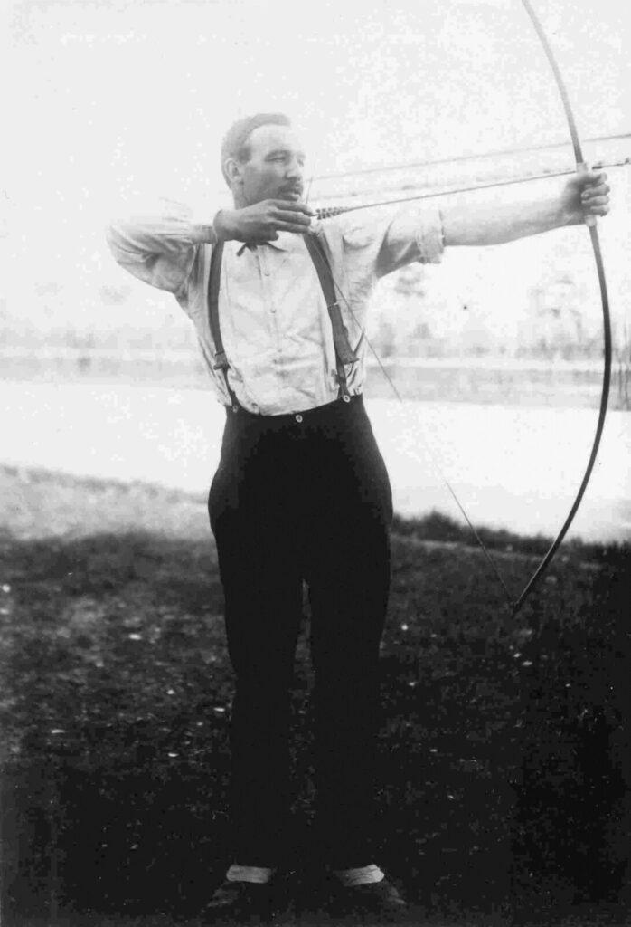 Tiro con l'arco - Olimpiade 1900