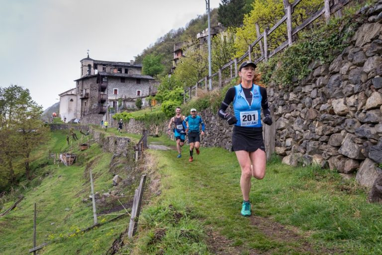 A Morbegno al via l'8^ edizione della Colmen trail