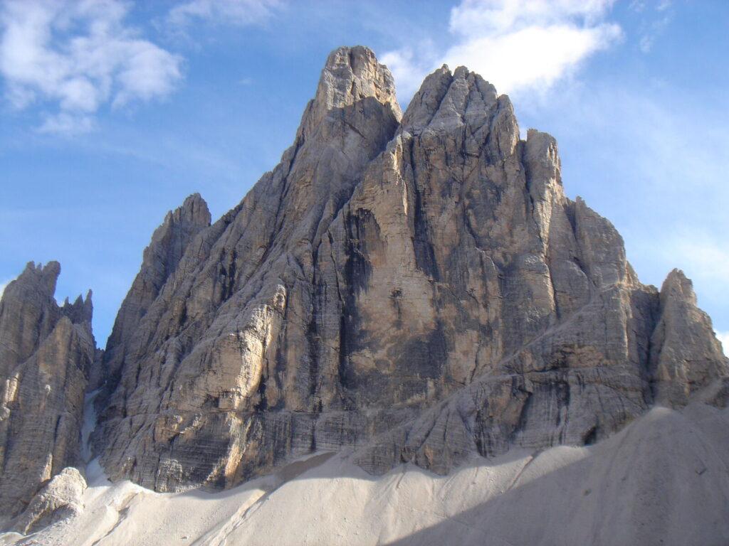 Arrampicata nei film - Cliffhanger Dolomiti