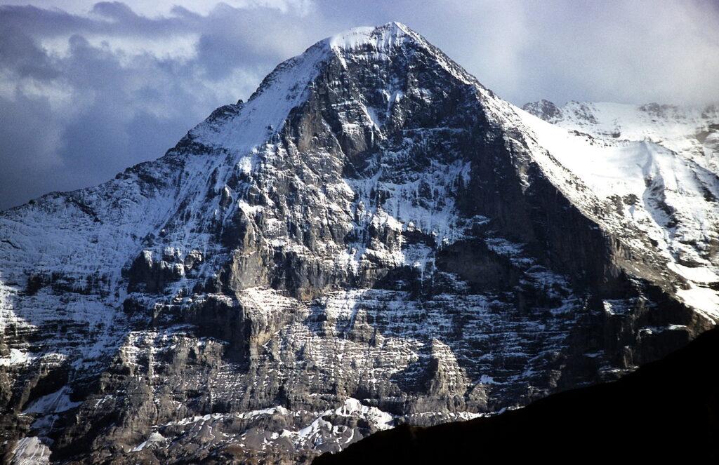 Arrampicata nei film - Monte Eiger