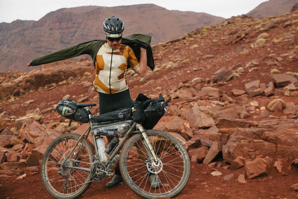 dimagrire in mountain bike