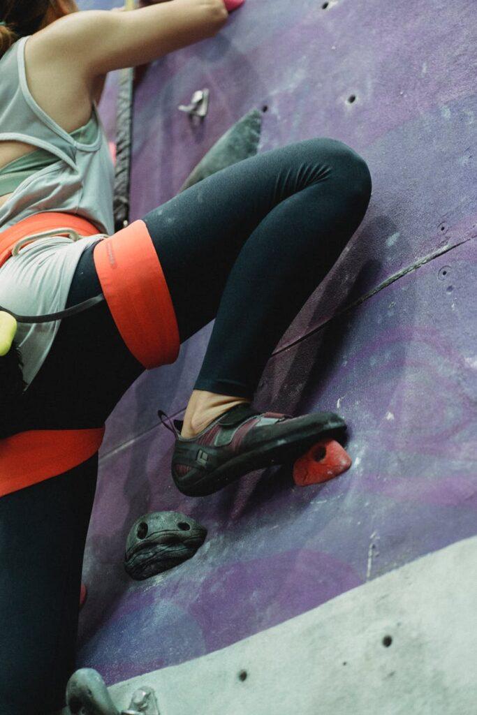 Scarpette da arrampicata