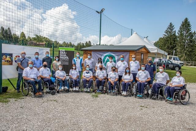 Le medaglie vinte dalla nazionale italiana di para-archery alle Paralimpiadi