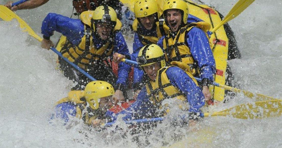 Centro Rafting Marmore - un week-end nella natura
