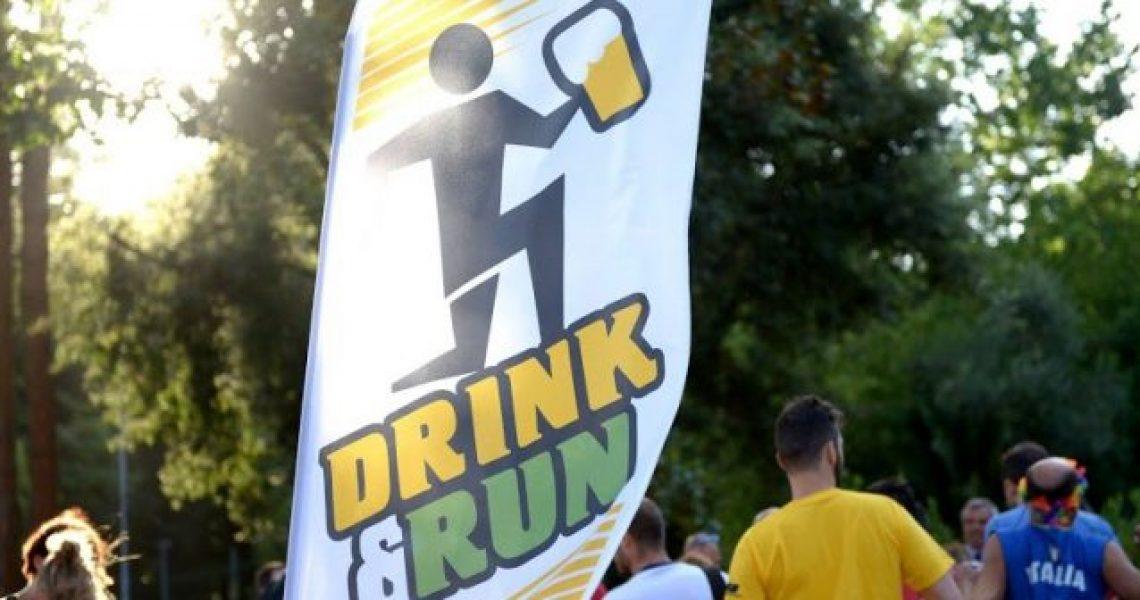 Drink & Run il 3 luglio si corre a tutta birra per le strade di Firenze