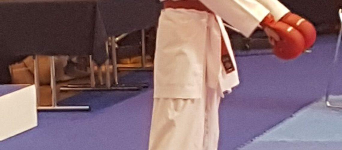 Karate per Bambine - la passione di Melania Rondinella