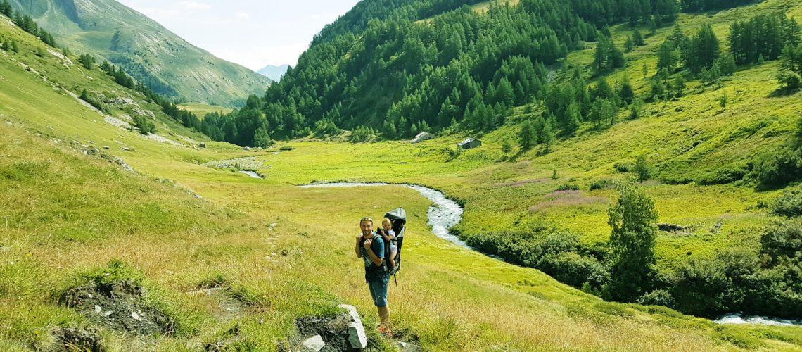 La Thuile passeggiate valle d'aosta