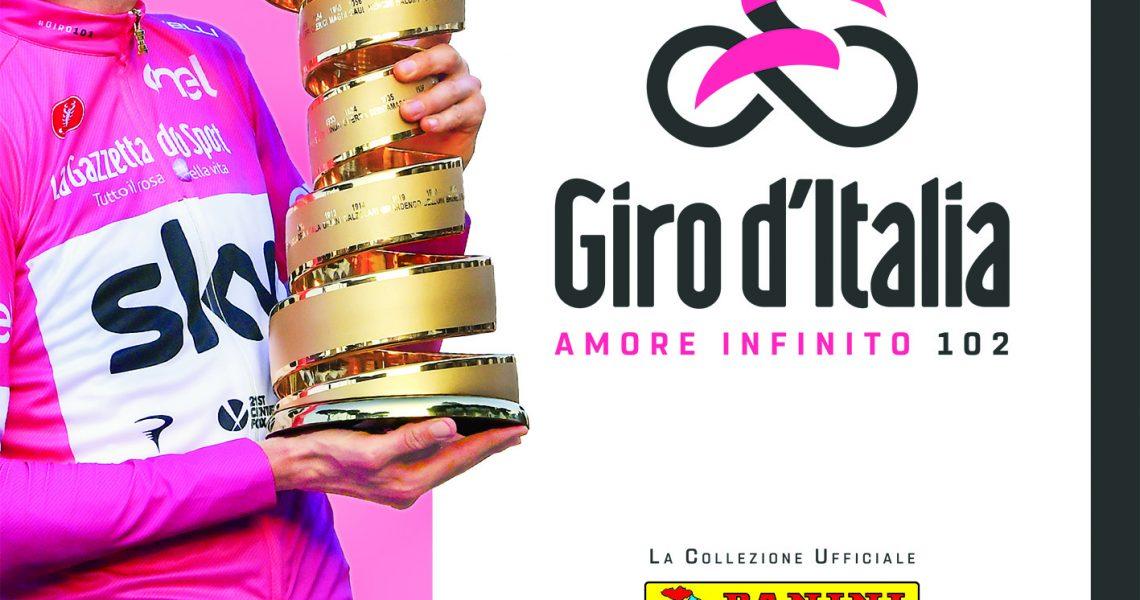 Panini Giro 102_Copertina