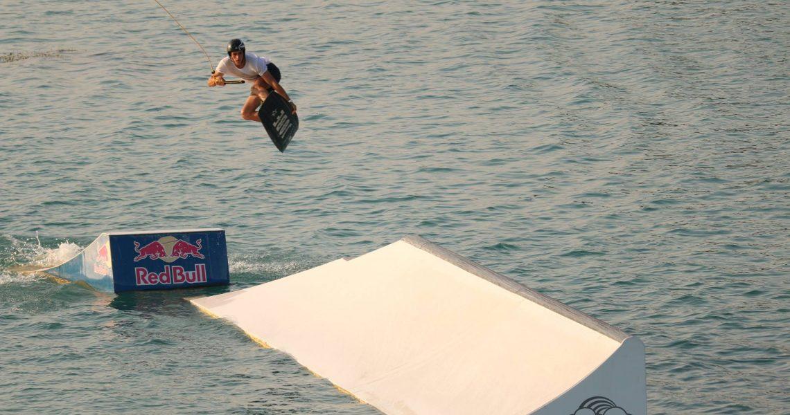 Riccardo De Tollis e il Cable Wakeboard una passione fin dal 2011