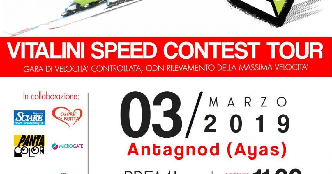 VITALINI speed contest ANTAGNOD 2019