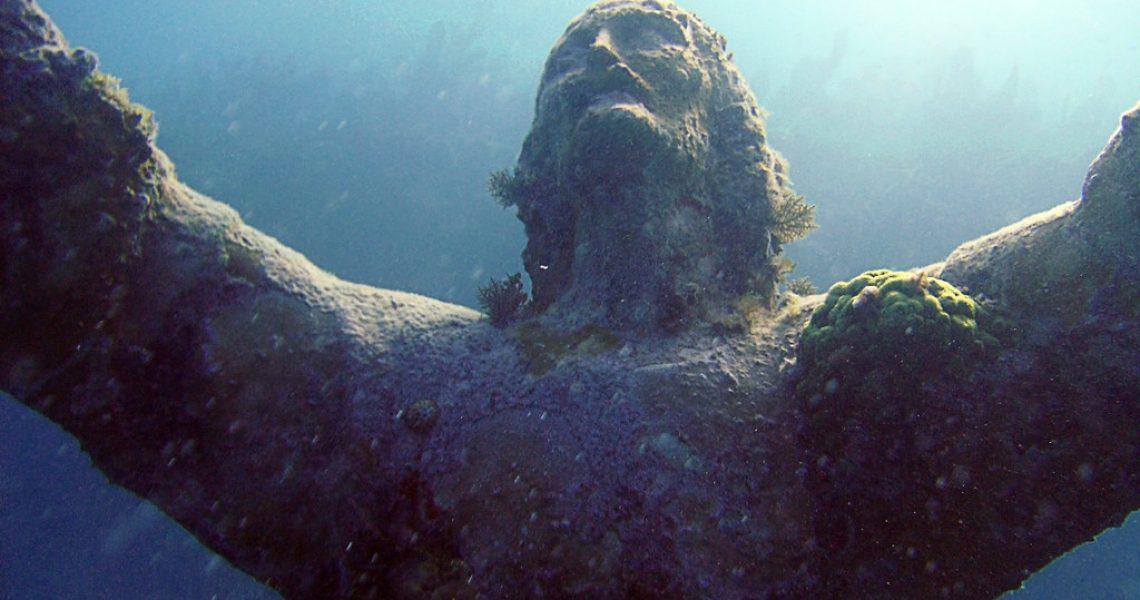 Cristo degli Abissi a Portofino