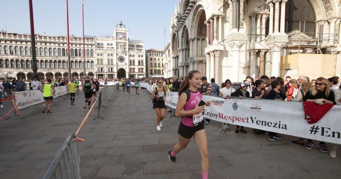 maratona venezia