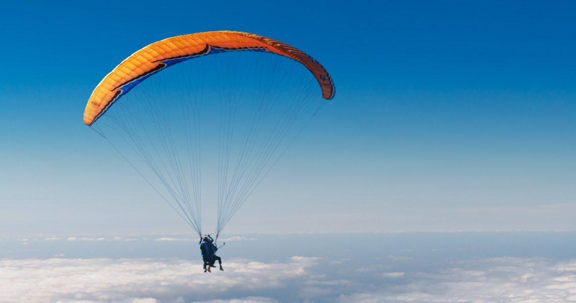 quanto costa un lancio con il paracadute